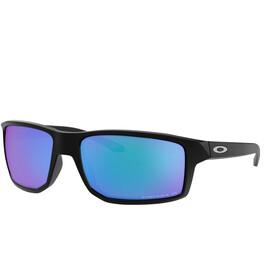 Oakley Gibston Okulary przeciwsłoneczne, matte black/prizm sapphire polarized